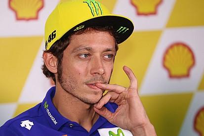 Tempati runner-up, Rossi tak sepenuhnya puas