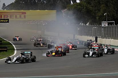 Pourquoi Hamilton a échappé à une sanction au départ du GP du Mexique