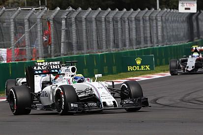 Após superar Perez no México, Massa aguarda GP do Brasil