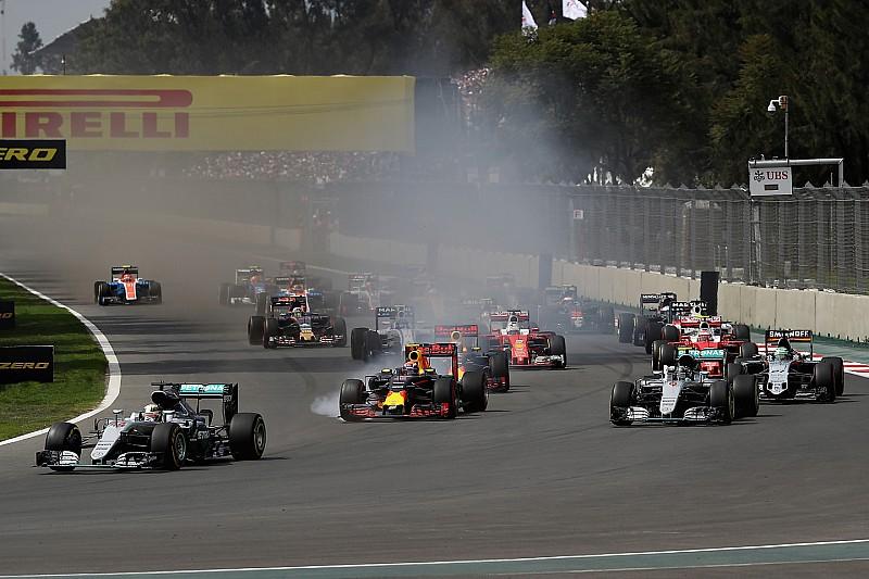 Ecco perché Hamilton non è stato punito per il taglio della curva 1