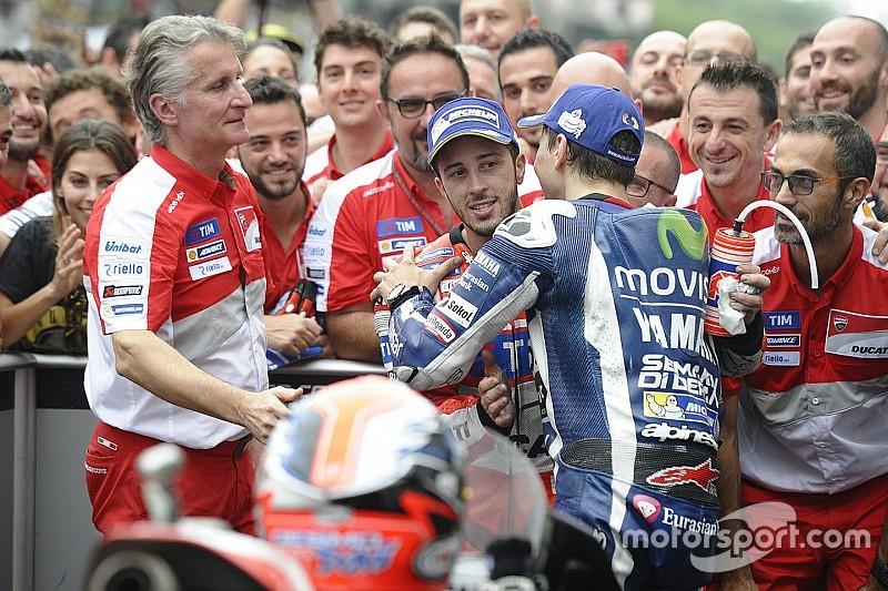 Lorenzo - Dovizioso et Ducati méritent cette victoire