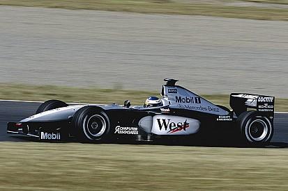 Ma 17 éve, hogy Hakkinen kétszeres világbajnok lett a McLarennel