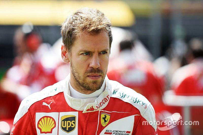 Horner attend une sanction contre Vettel suite à ses propos à la radio