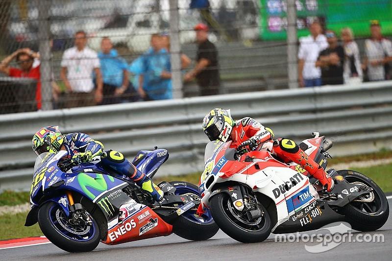 Malgré sa chute, Iannone est fier de sa course