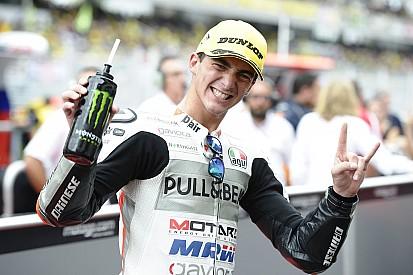 La promesa a tres bandas que llevará a Bagnaia a subirse a la Ducati de MotoGP