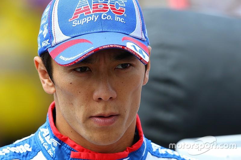 Sato tekent bij Andretti Autosport