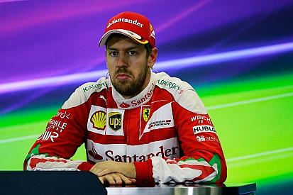 FIA onderzoekt radiotirade van Vettel