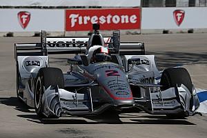 IndyCar BRÉKING Montoya marad a Penskével, de csak az Indy 500-on indul