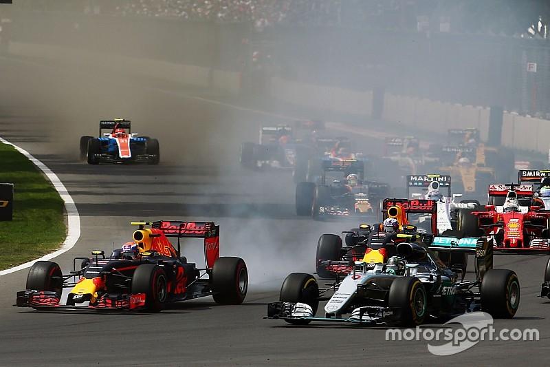 """Horner: """"Verstappen no es responsable de que Rosberg se juegue el título"""""""