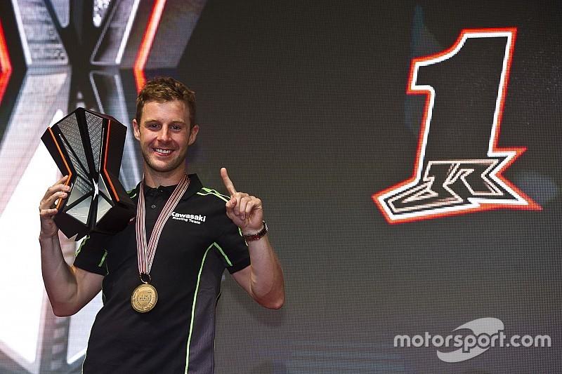 Les stars du MotoGP félicitent Jonathan Rea!