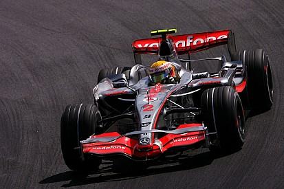 """Hamilton: """"Nederlaag in 2007 bewijst dat ik moet blijven vechten"""""""