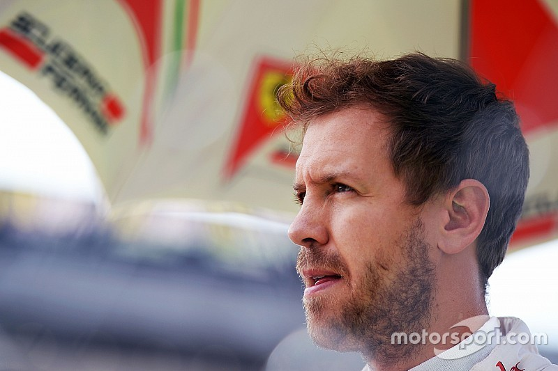Sebastian Vettel schickt Entschuldigungsschreiben an FIA-Rennleiter