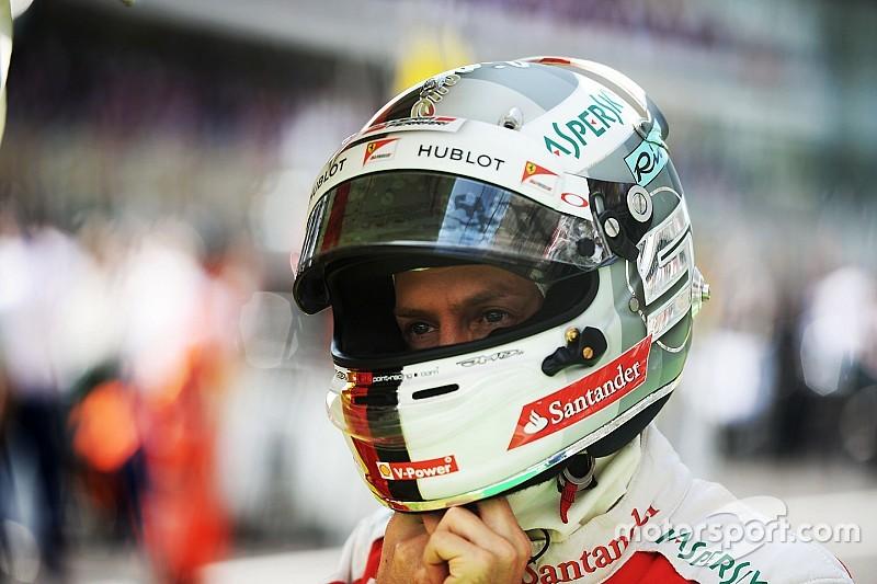 Vettel a envoyé une lettre d'excuses à la FIA et à Whiting