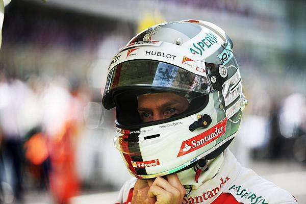 Vettel envia cartas de desculpas a Charlie Whiting e FIA