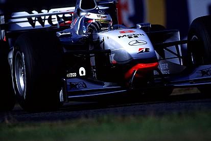 Il y a 18 ans : Häkkinen première, McLaren dernière !
