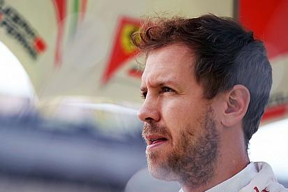 Geen straf voor Vettel voor taalgebruik in Mexico