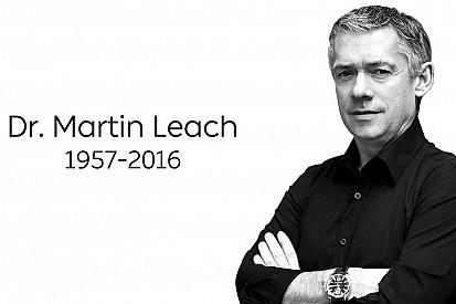 Décès de Martin Leach, patron de l'équipe NextEV