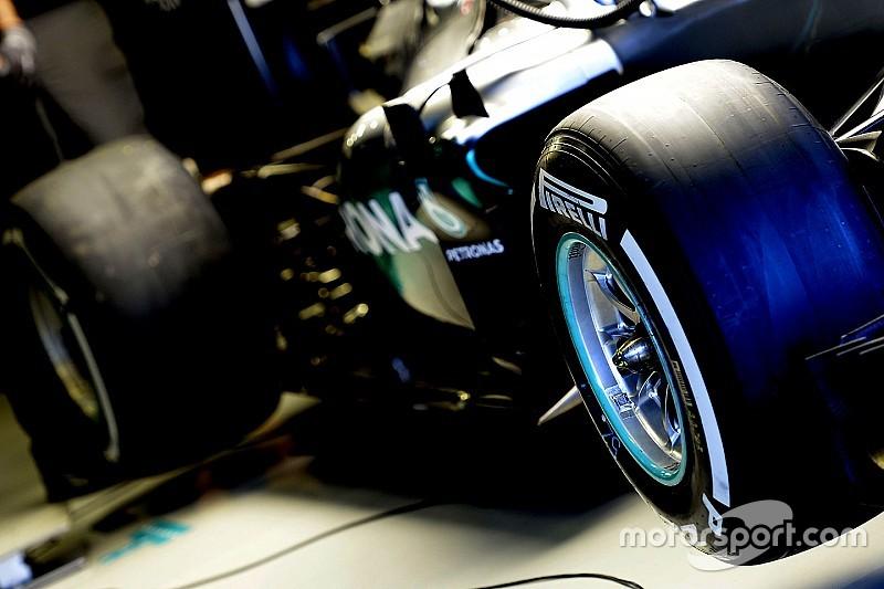 ピレリ、ブラジルGPの各ドライバー別タイヤ持ち込みセット数を発表