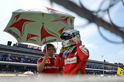 """Beszólok: """"Vettel egy hiszti gép, aki idén eddig mindig rinyált valamiért."""""""
