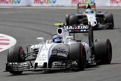 Technique - Écopes de freins modifiées sur les Williams
