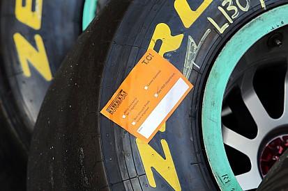 Pirelli umumkan pilihan kompon ban untuk GP Brasil