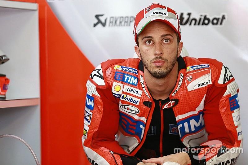 Dovizioso: Peningkatan Ducati masih belum cukup