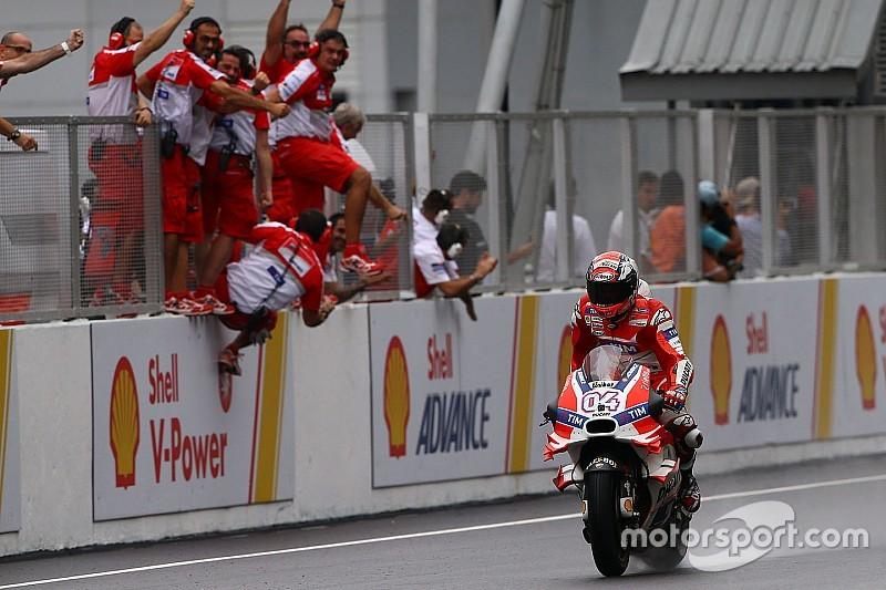 """Ducati fête ses succès malgré le """"comportement discutable"""" des pilotes Kawasaki"""