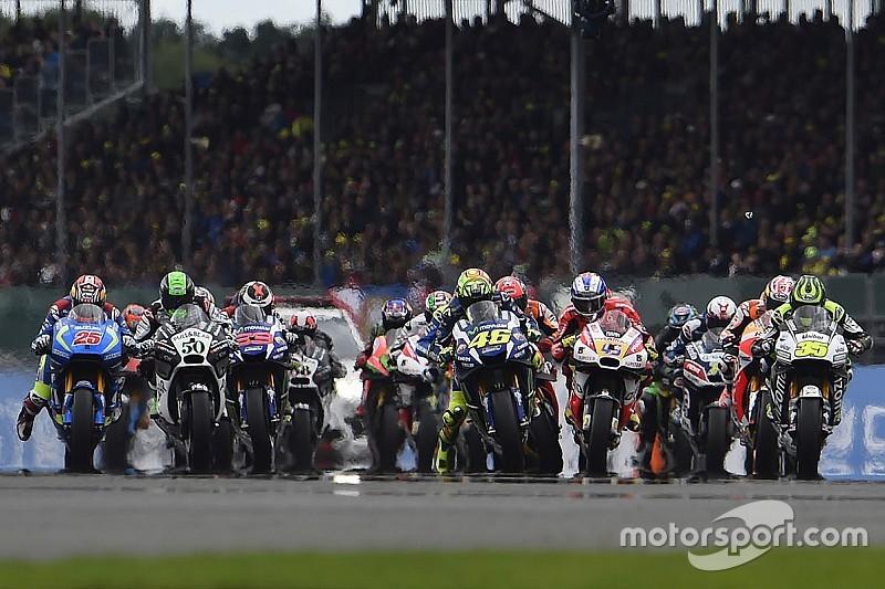 Das Starterfeld für die MotoGP-Saison 2017