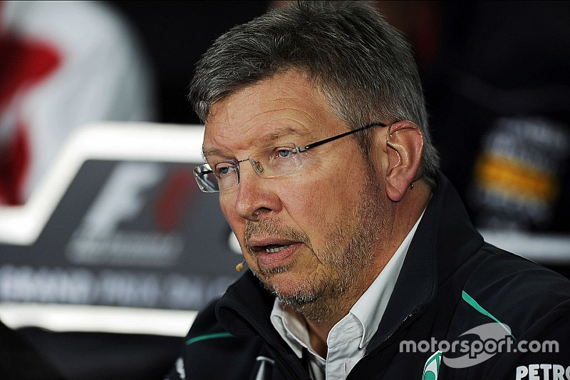 """Brawn says Liberty F1 link limited to """"consulting"""""""