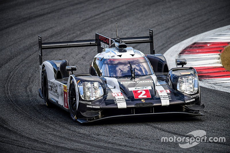 Balle de match pour Porsche à Shanghai?