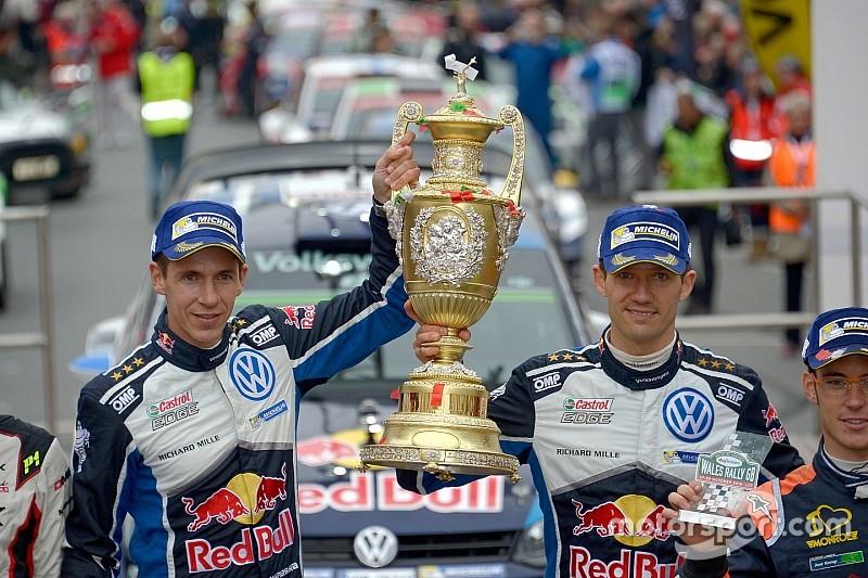 Galería: Los Rallies en el que el equipo Volkswagen WRC ha ganado