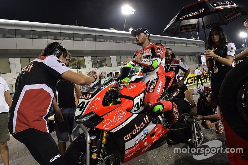 Giugliano manque sa dernière course avec Ducati pour une blessure