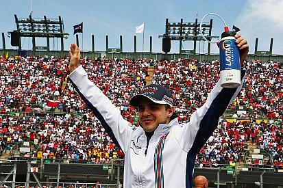 """La colonna di Massa: """"Penso già a Interlagos per l'ultimo GP nel mio paese!"""""""