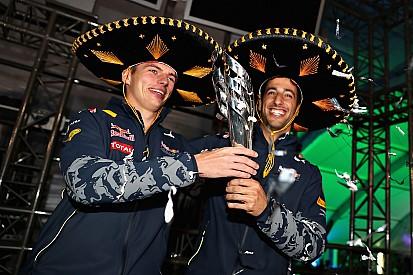 Ricciardo et Verstappen ont placé la barre haut chez Red Bull
