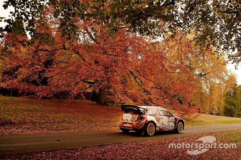 Photos - Le film du 72e Rallye de Grande-Bretagne