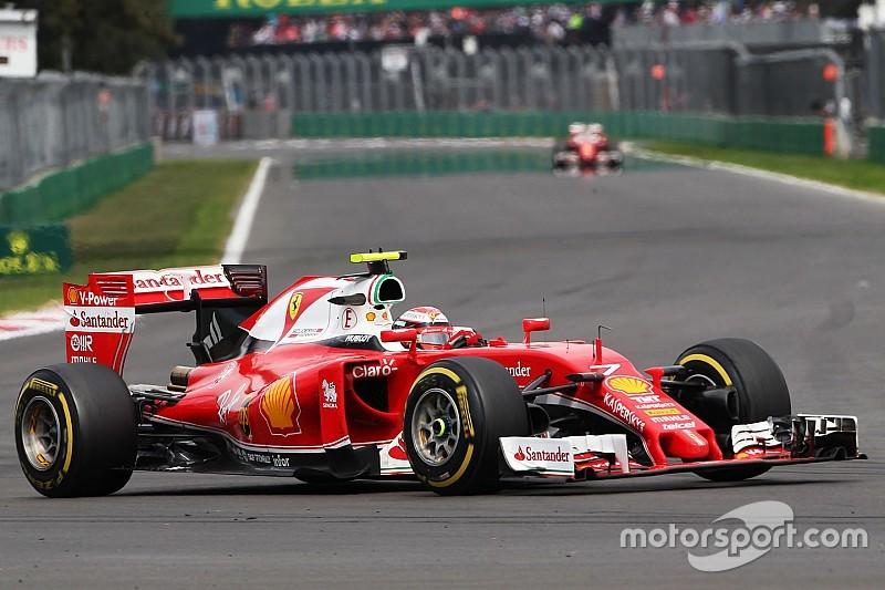 Ferrari toujours handicapé par les hautes températures