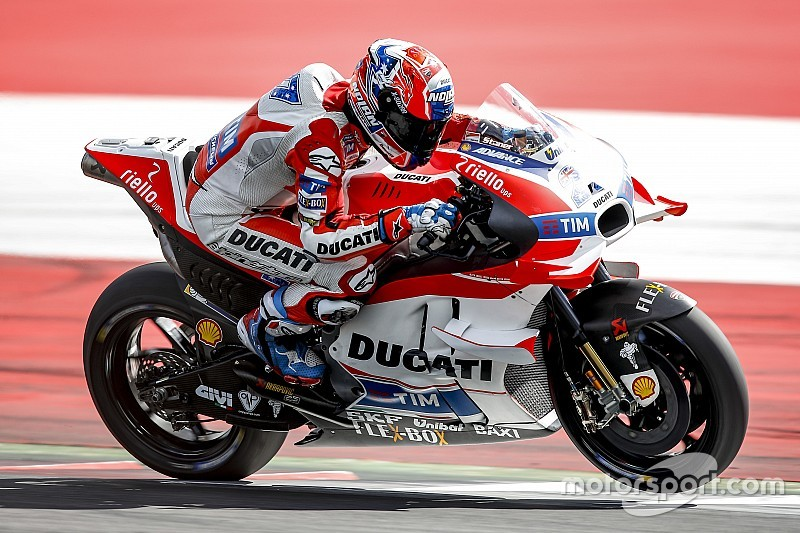 """Ducati - """"Si Stoner n'a pas couru en Autriche, il ne le refera plus"""""""