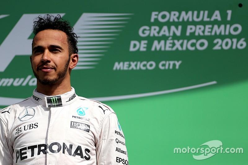 """Hamilton - """"Surréaliste"""" d'avoir atteint 51 victoires"""