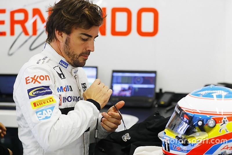 """Fernando Alonso: """"La F1 es aburrida"""""""