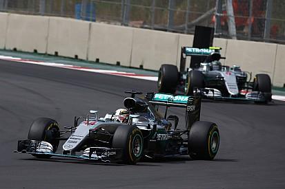 """Rosberg atribui derrota no México a fatores """"atípicos"""""""