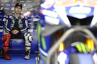 Perpisahan emosional Lorenzo dengan Yamaha