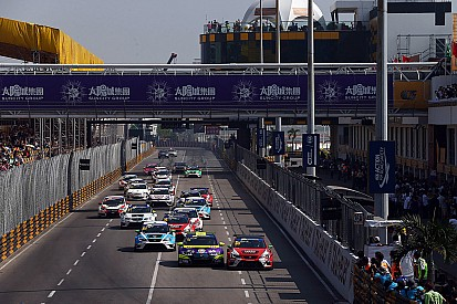 La TCR Series abbandona Macao nel 2017! Torna il WTCC?