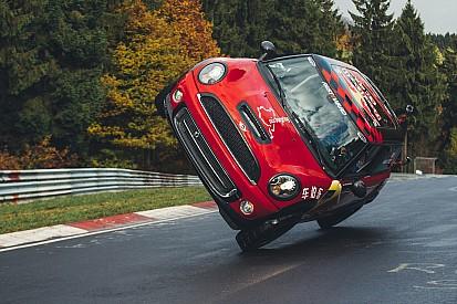 Récord mundial en 2 ruedas en Nordschleife