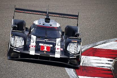 【WEC】上海予選速報:LMPクラス ポルシェ1号車がポールポジション。トヨタ5号車0.06秒及ばず