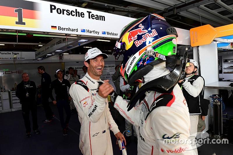 Porsche logra la 'pole' en Shanghai a pesar de los límites de pista