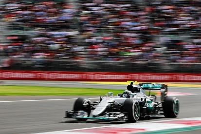 Rosberg ne croit pas à une inversion de dynamique avec Hamilton