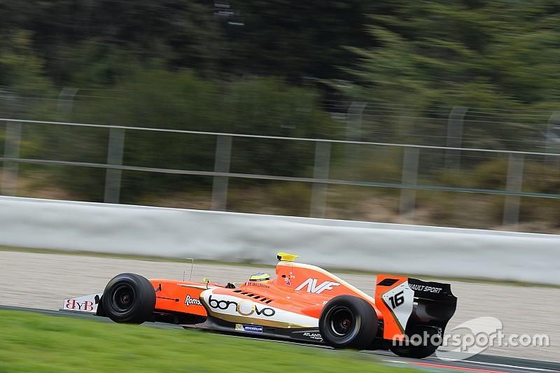 Tom Dillmann se lleva la pole de la F3.5 en Barcelona por 2 centésimas