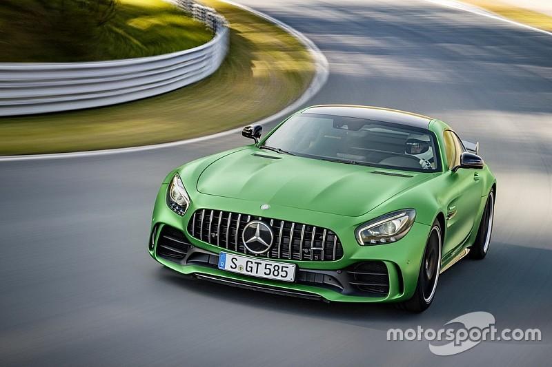 Mercedes prépare une GT 4 portes pour concurrencer Porsche
