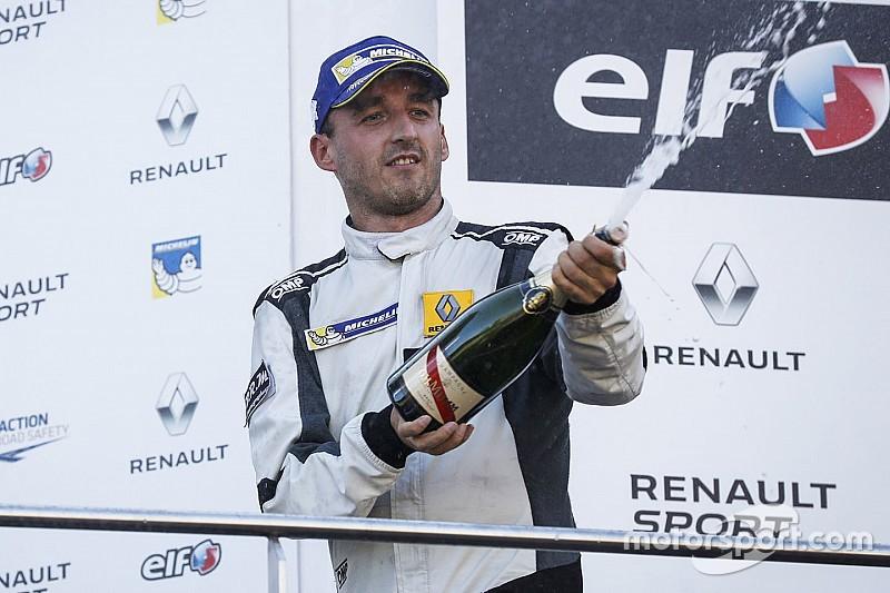 Kubica participa das 6 Horas de Roma com Renault