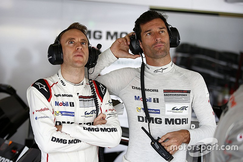 """Webber: """"Las infracciones de los límites de pista nos ayudaron a conseguir la pole"""""""